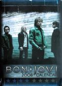 Bon Jovi - Officially Licensed 2008 Calendar